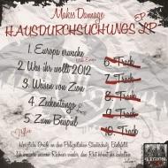 Hausdurchsuchungs EP Cover klein