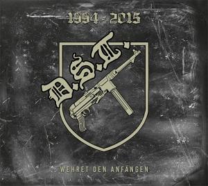 2015-04-01 - D.S.T. - Wehret den Anfängen (GigaPak)