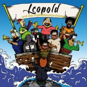 2016-08-12 - Leopold und das Paddelbootorchester