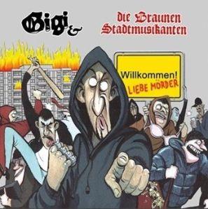 Gigi Willkommen LP