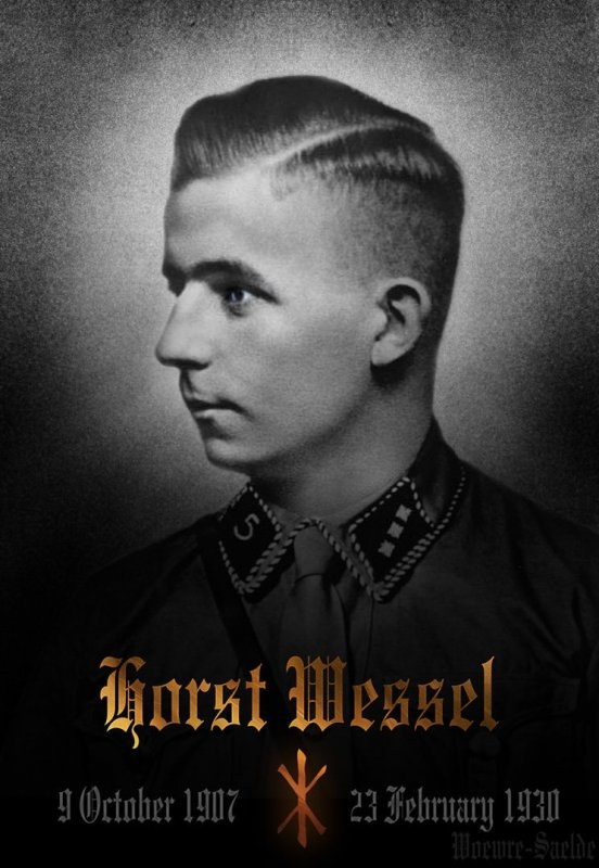 <b>Horst Wessel</b> Sampler (2016) - horst-wessel-sampler-2016