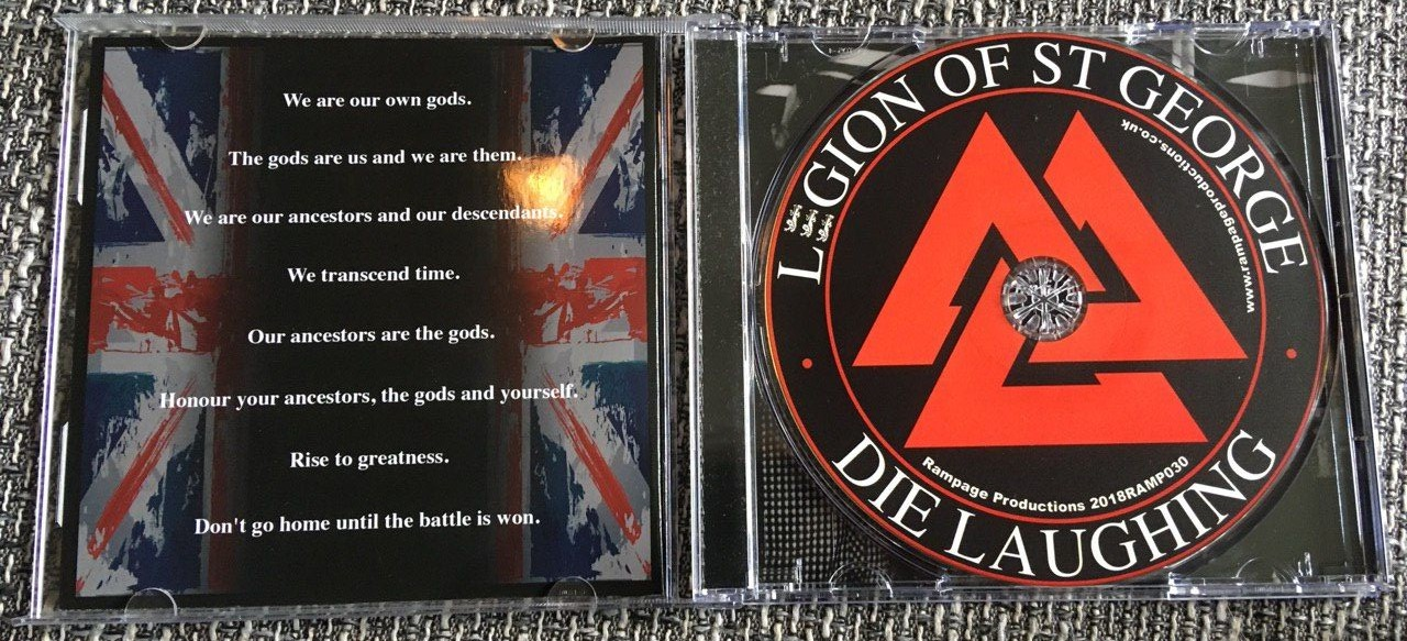 Legion Of St. George – Paid In Blood